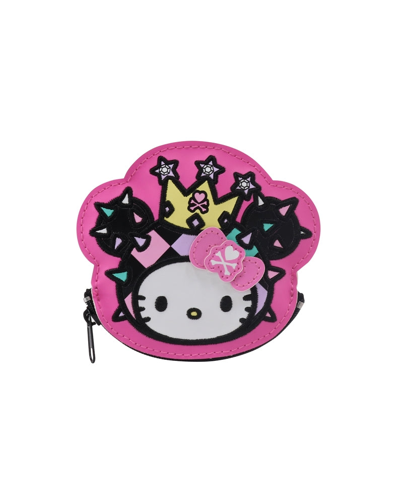tokidoki x Hello Kitty Space Coin Purse front