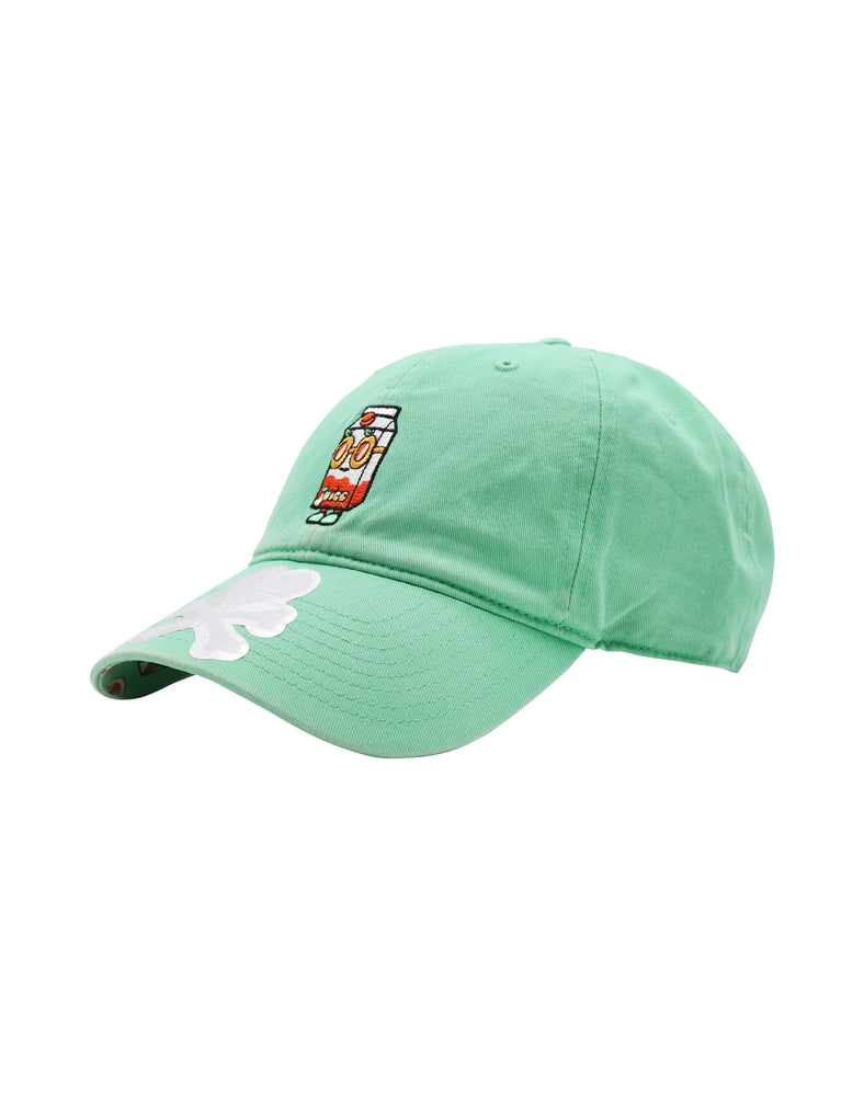 Juicy Juice Women's Adjustable Dad Hat front side