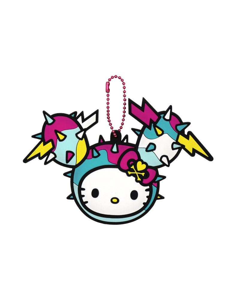 tokidoki x Hello Kitty Kawaii Die-Cut Mirror front