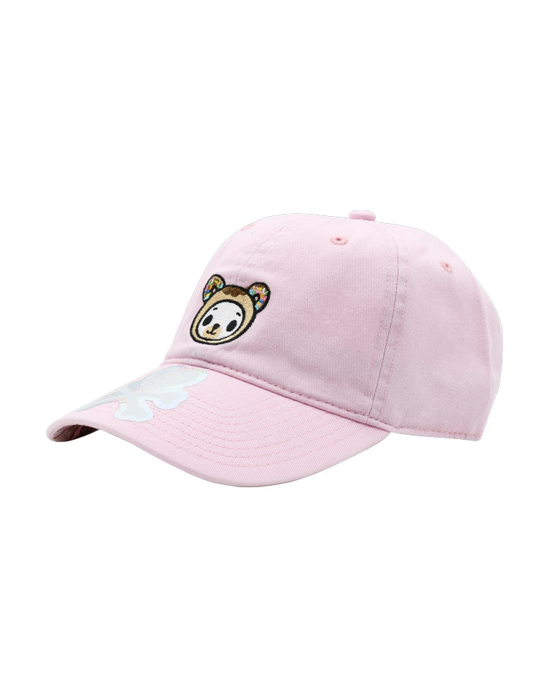 Biscotti Women's Adjustable Dad Hat front side
