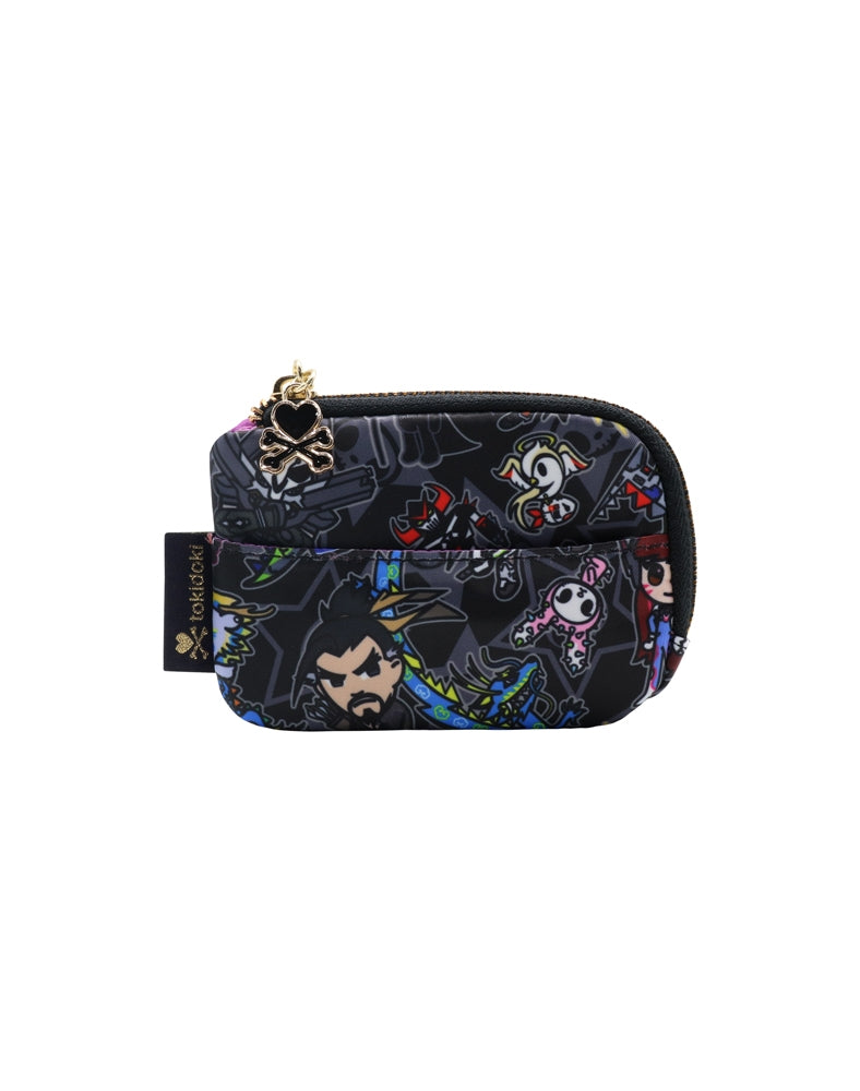 tokidoki x Overwatch Coin Purse front