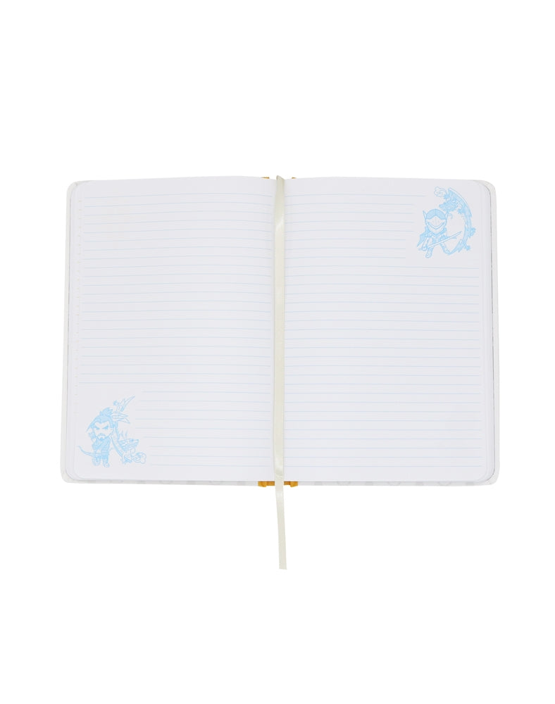 tokidoki x Overwatch Heroes Notebook inside