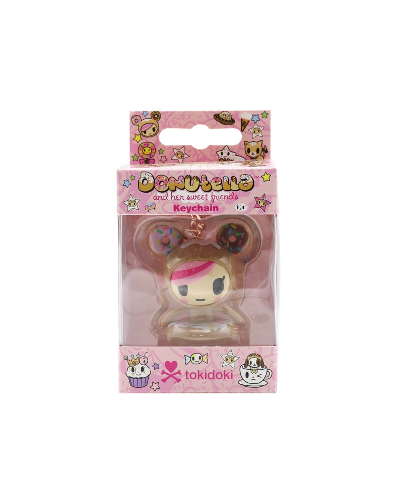 Donutella Keychain in box