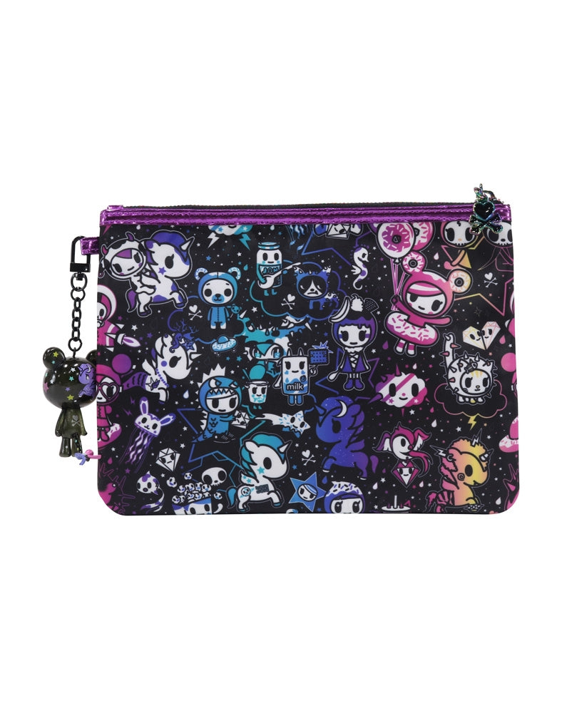 Galactic Dreams Zip Pouch back