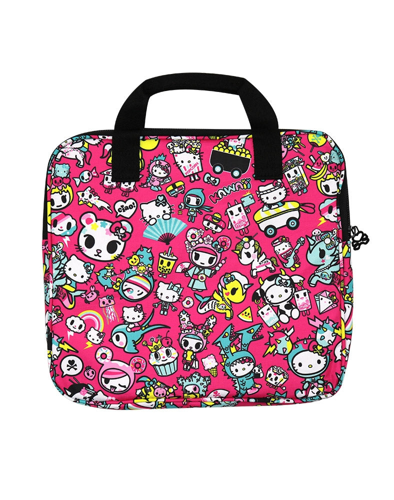 tokidoki x Hello Kitty Kawaii Media Tablet Case back