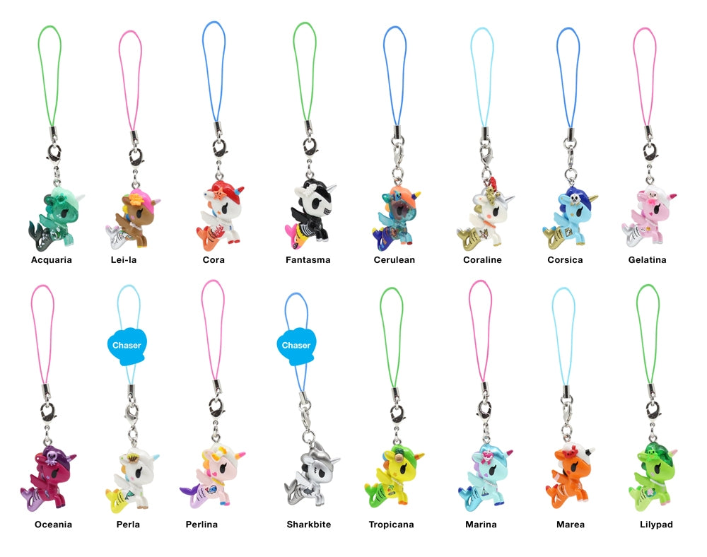 Mermicorno frenzies figures with names
