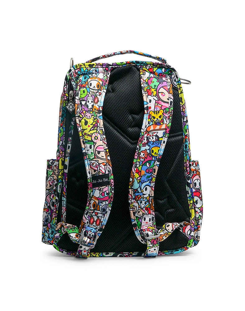 tokidoki x Ju-Ju-Be Be Right Back Backpack Iconic 2.0 back