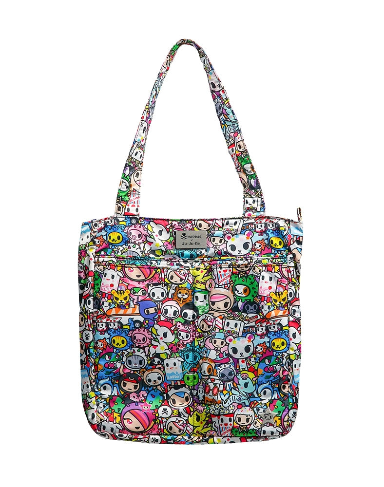 tokidoki x Ju-Ju-Be Be Light Iconic 2.0 front