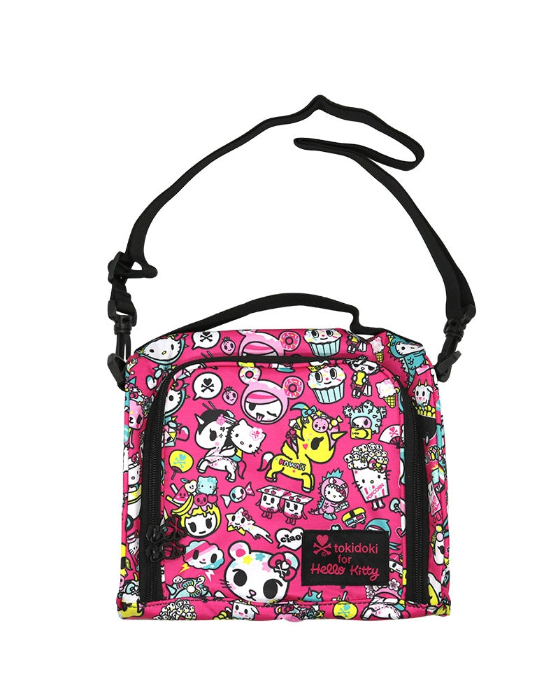 tokidoki x Hello Kitty Kawaii Lunch Bag front