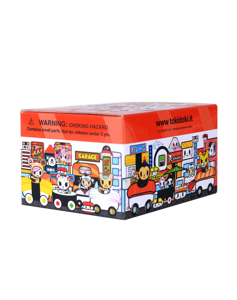 Sushi Cars Blind Box packaging