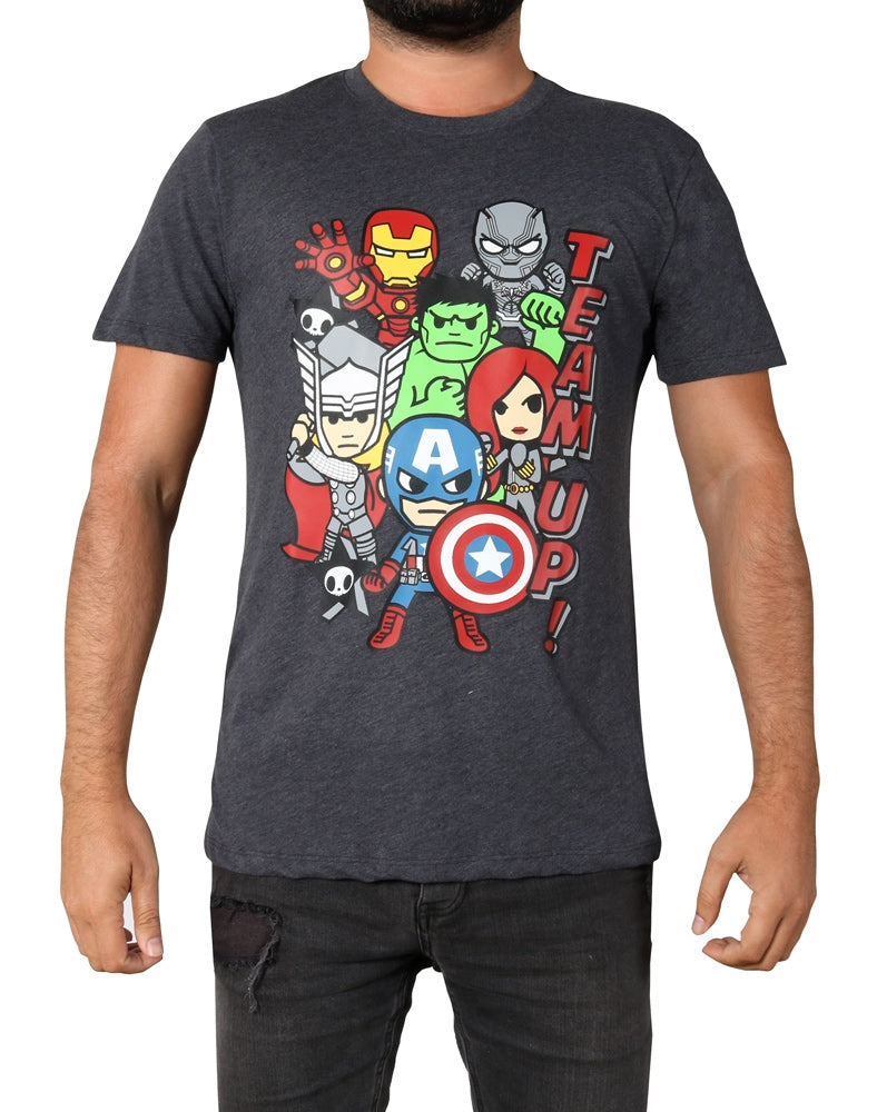 Marvel | tokidoki Team Up Tee front