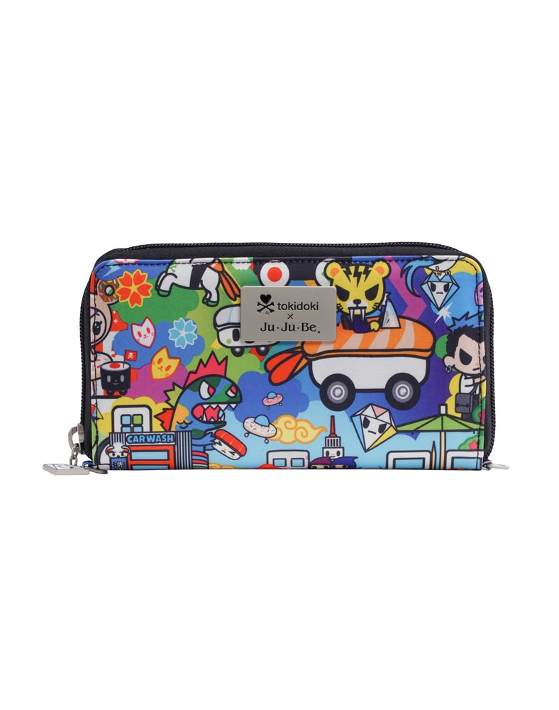 tokidoki x Ju-Ju-Be Be Spendy Sushi Cars front