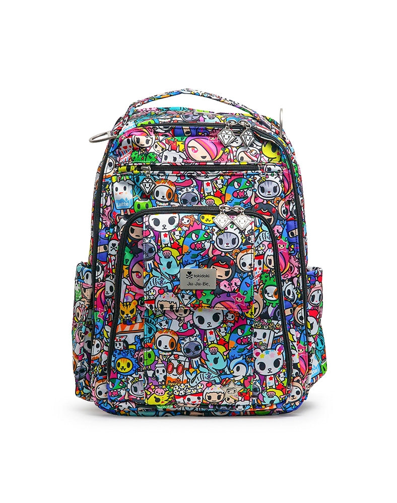 tokidoki x Ju-Ju-Be Be Right Back Backpack Iconic 2.0 front