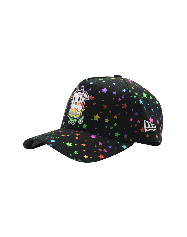 Latte Star Women's Snapback front side