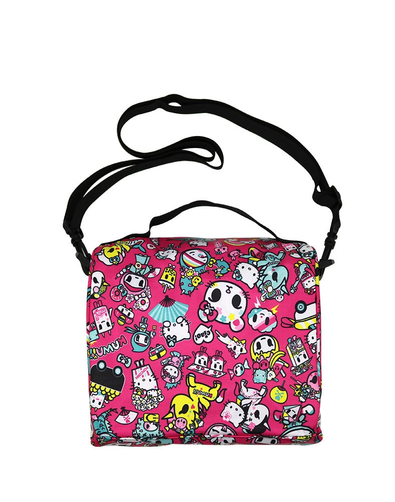 tokidoki x Hello Kitty Kawaii Lunch Bag back