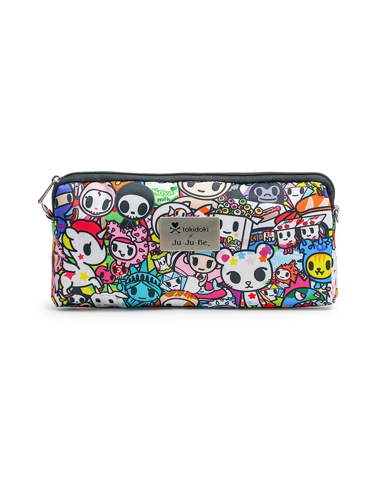 tokidoki x Ju-Ju-Be Be Set Iconic 2.0 medium pouch