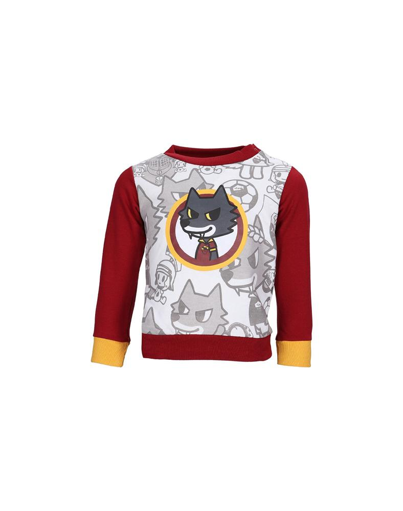 AS Roma x tokidoki Romolo Infant Sweater