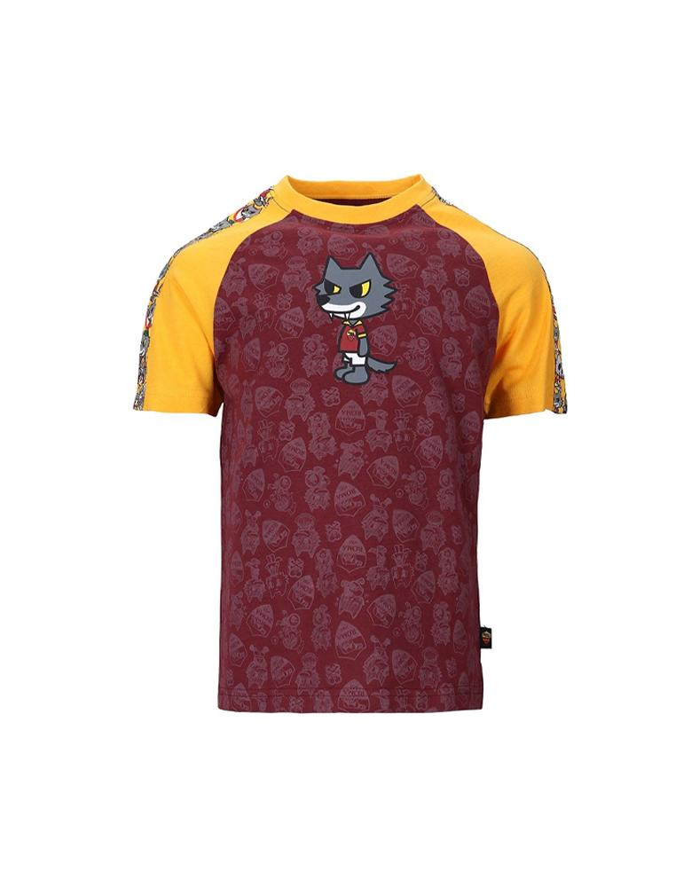 AS Roma x tokidoki Romolo Kids Tee
