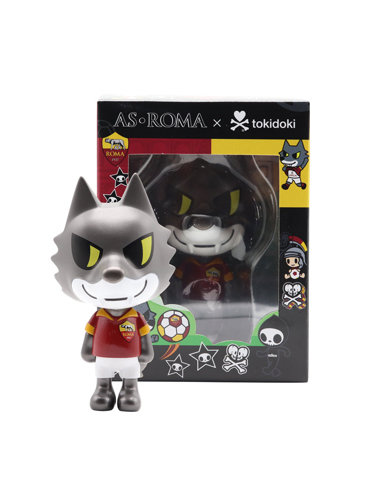 AS Roma x tokidoki Romolo Vinyl Box