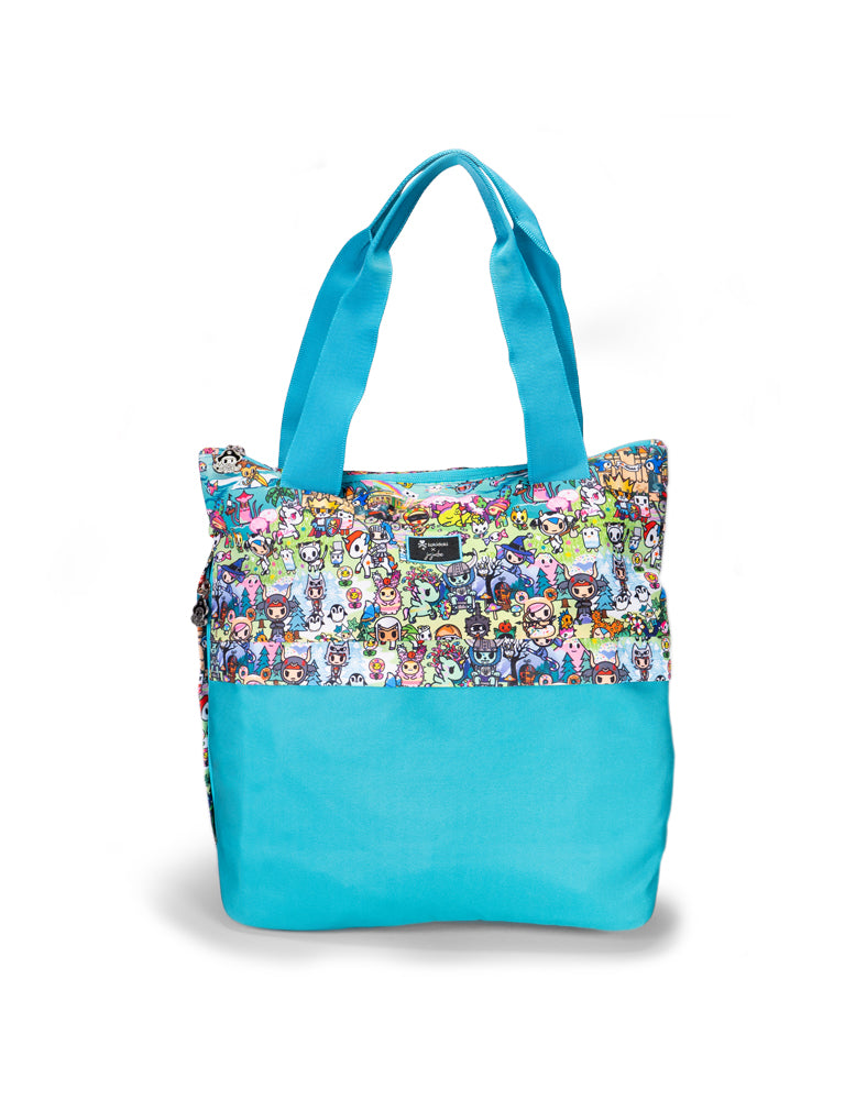 tokidoki x JuJuBe All That Tote Fantasy Paradise Front