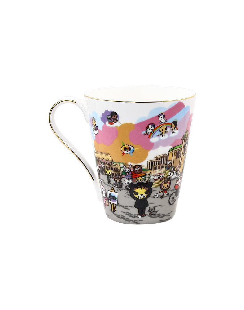 Around the World Series Rome Ceramic Mug