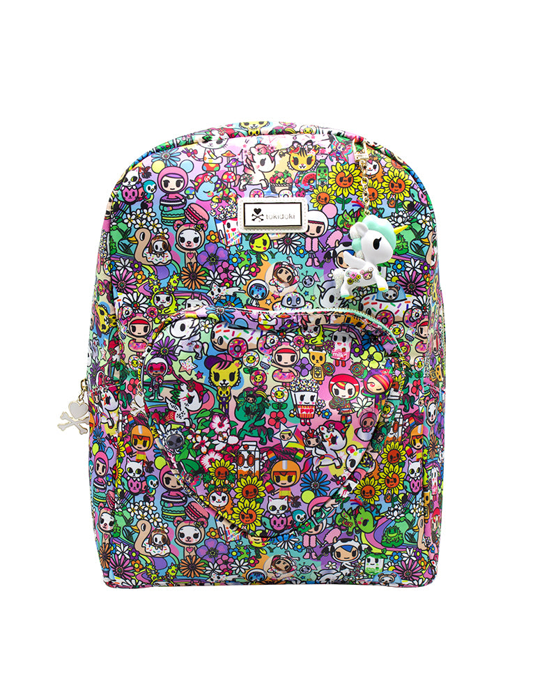 tokidoki Flower Power Backpack Front