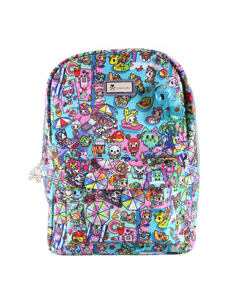 Pool Party Backpack Front
