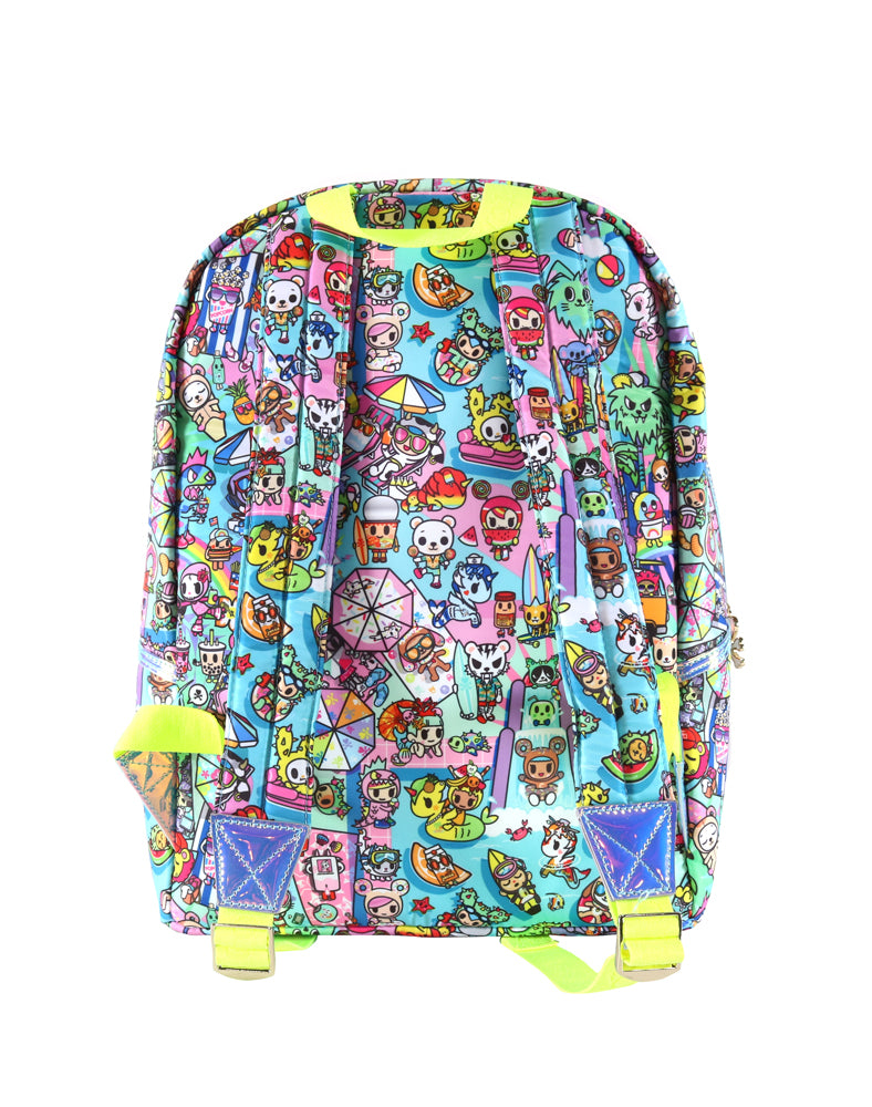 Pool Party Backpack Back