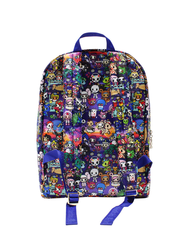 TokiFesta Backpack Back