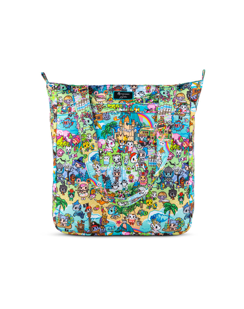 tokidoki x JuJuBe Be Light Fantasy Paradise Front