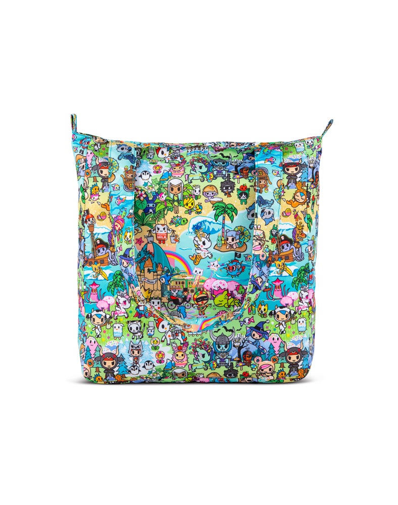 tokidoki x JuJuBe Be Light Fantasy Paradise Back
