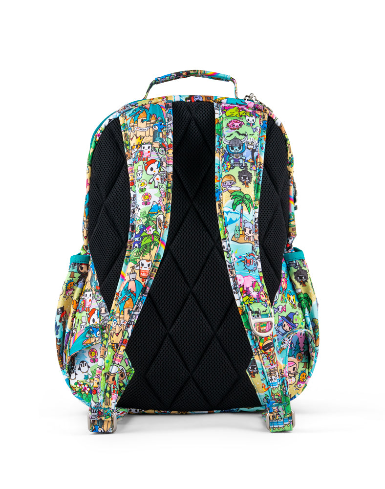 tokidoki x JuJuBe Be Packed Fantasy Paradise Back