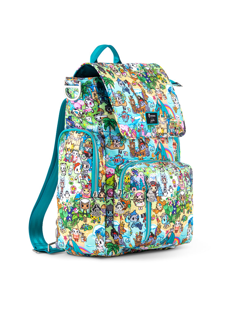 tokidoki x JuJuBe Be Sporty Fantasy Paradise Side View