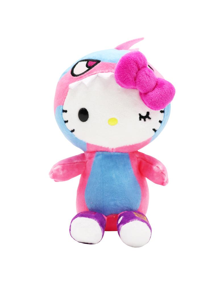 tokidoki x Hello Kitty Sky Blue Bean Bag Plush Kaiju