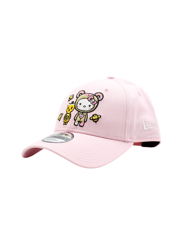 tokidoki x Hello Kitty Buzzt Friends Women's Snapback Side