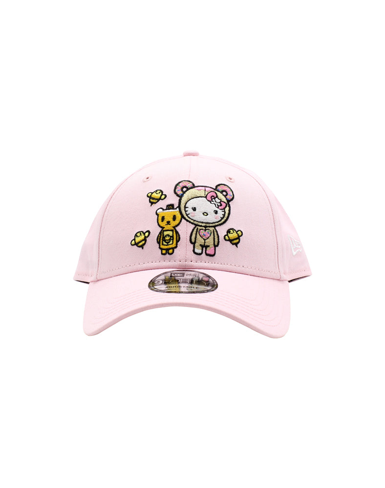 tokidoki x Hello Kitty Buzzt Friends Women's Snapback Front