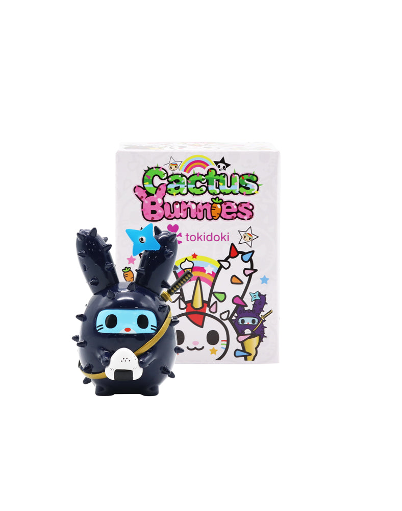Cactus Bunnies Blind Box Front