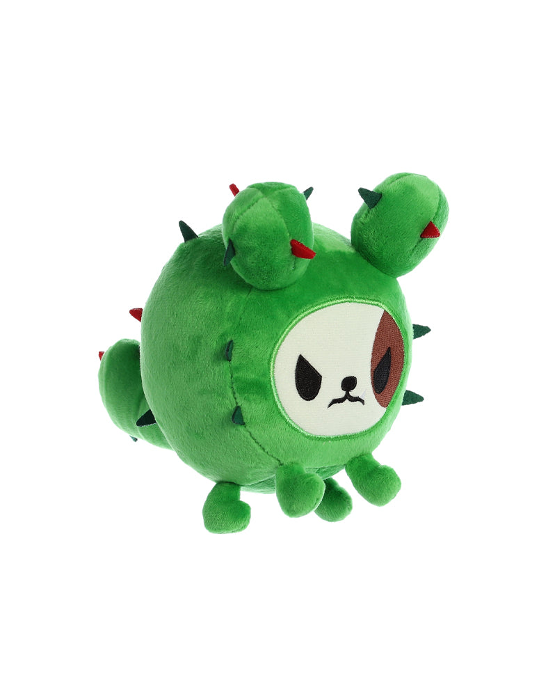 "Cactus Dog 6.5"" Plush Side"