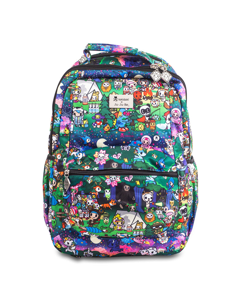 tokidoki x Ju-Ju-Be Be Packed Camp Toki Front
