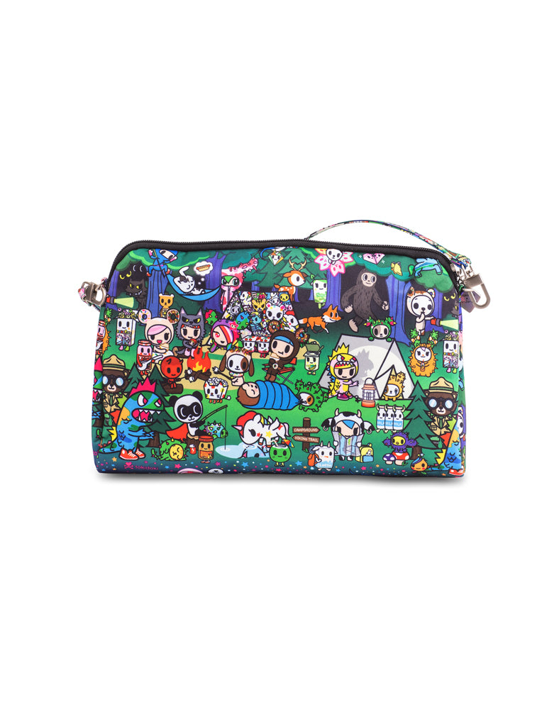 tokidoki x Ju-Ju-Be Be Quick Clutch Camp Toki Back