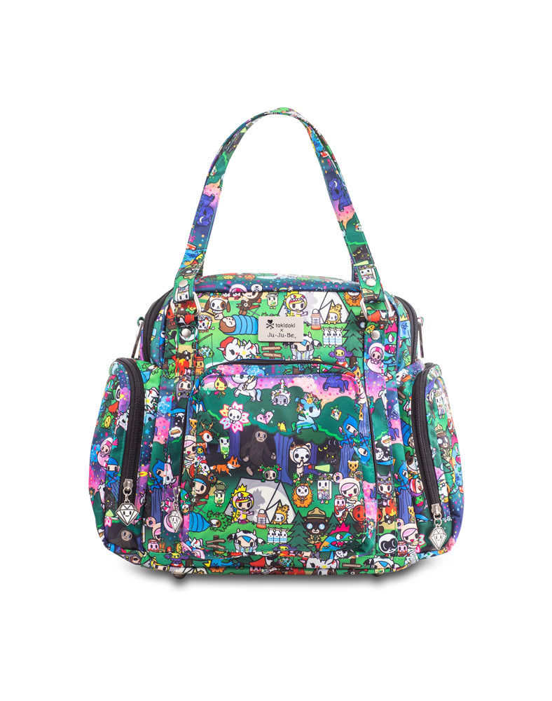 tokidoki x Ju-Ju-Be Be Supplied Camp Toki Front