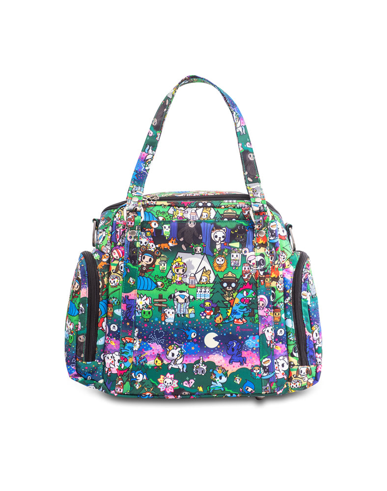 tokidoki x Ju-Ju-Be Be Supplied Camp Toki Back