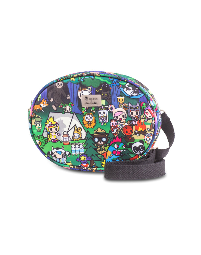 tokidoki x Ju-Ju-Be Freedom Belt Bag Camp Toki Front