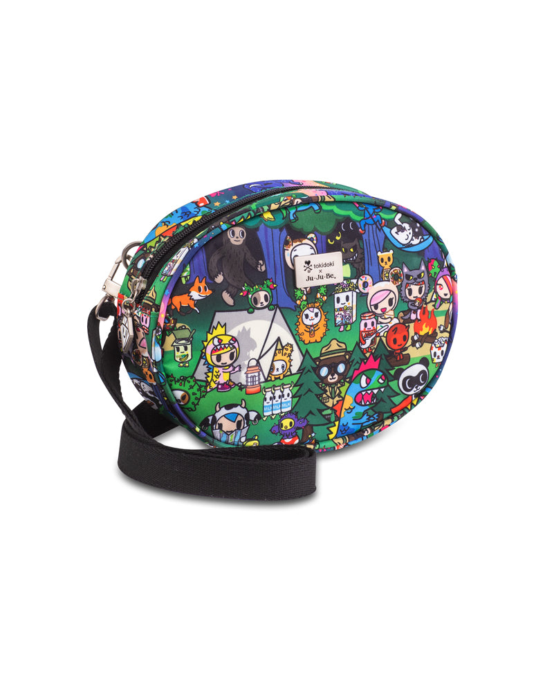 tokidoki x Ju-Ju-Be Freedom Belt Bag Camp Toki Side