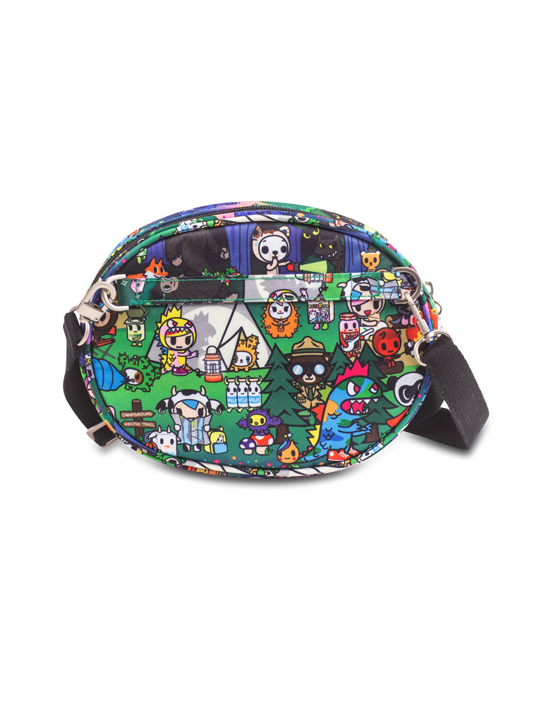 tokidoki x Ju-Ju-Be Freedom Belt Bag Camp Toki Back