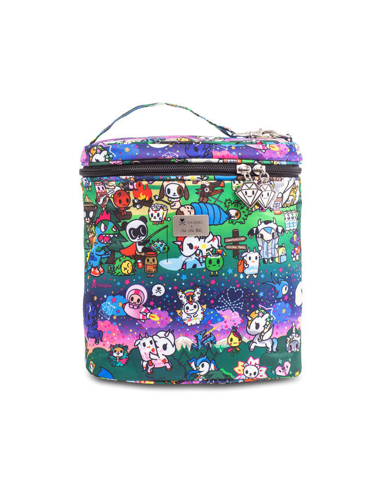 tokidoki x Ju-Ju-Be Fuel Cell Lunchbag Camp Toki Front