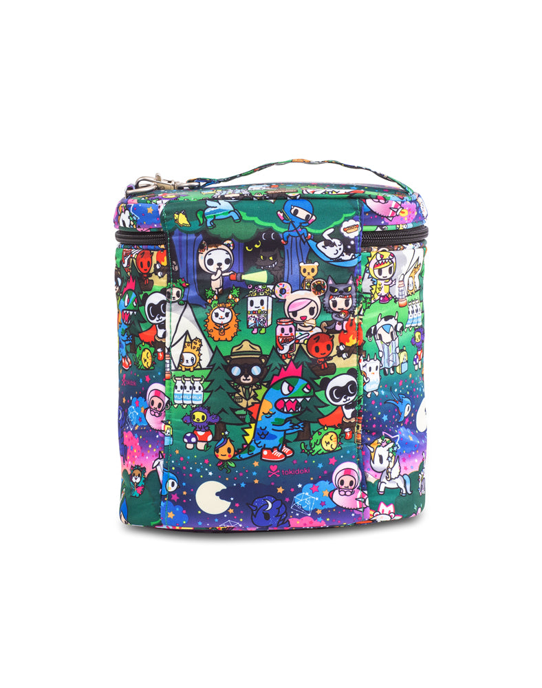 tokidoki x Ju-Ju-Be Fuel Cell Lunchbag Camp Toki Back