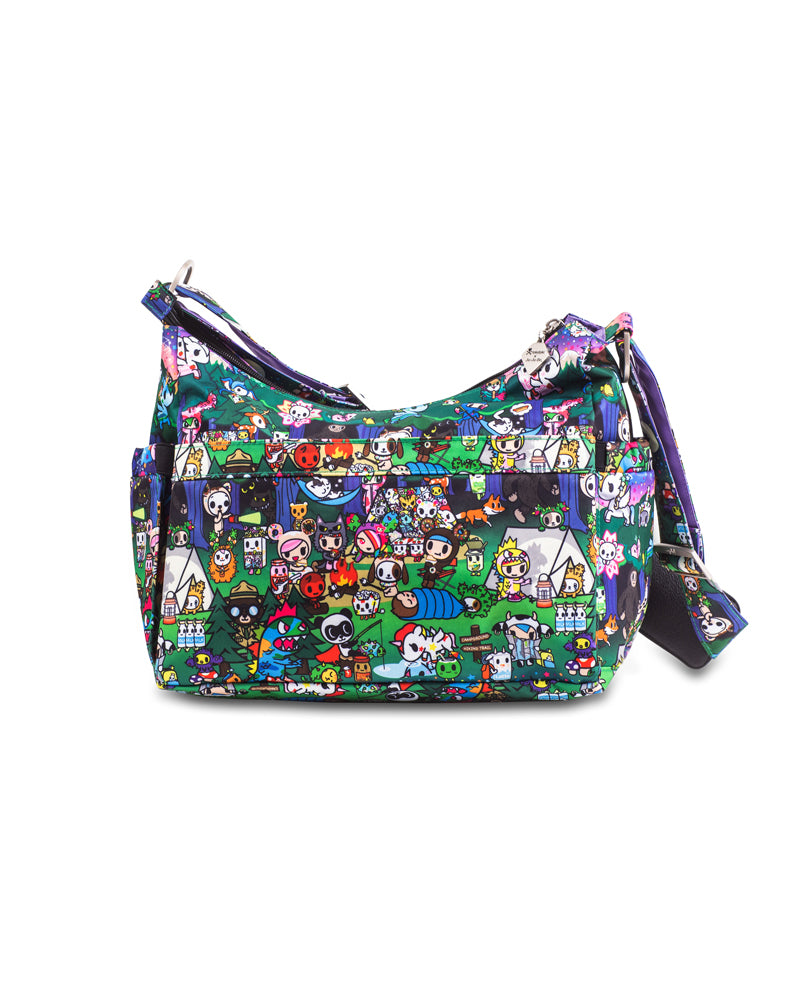 tokidoki x Ju-Ju-Be HoBoBe Handbag Camp Toki Back