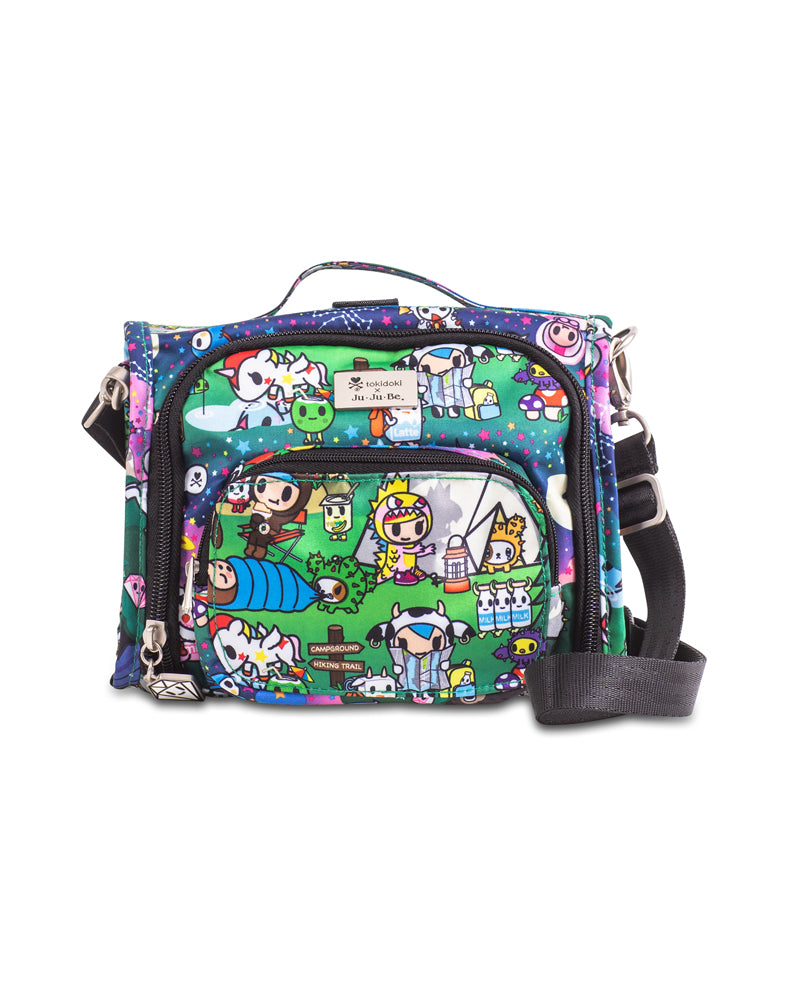 tokidoki x Ju-Ju-Be Mini B.F.F. Diaper Bag Camp Toki Front