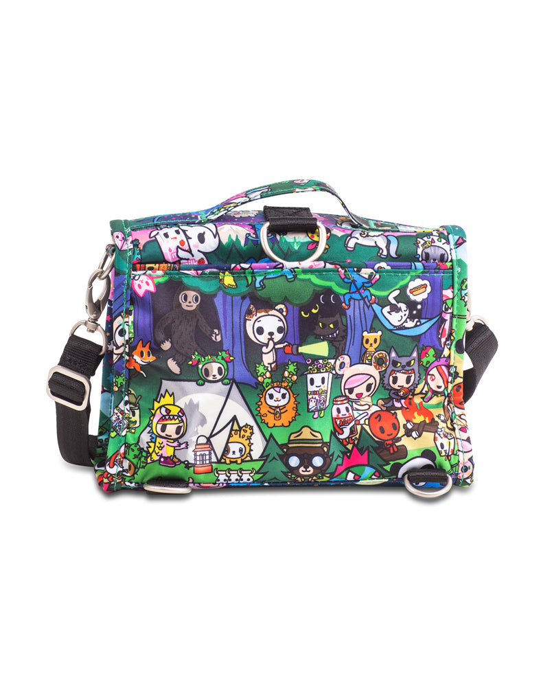 tokidoki x Ju-Ju-Be Mini B.F.F. Diaper Bag Camp Toki Back